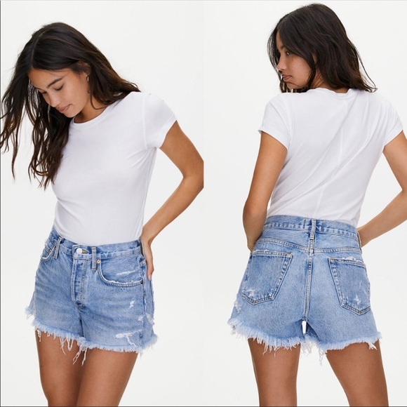 NWT 🌟 Agolde Parker Jean Shorts 🌟